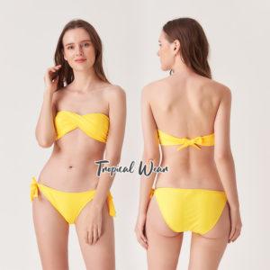 บิกินี่สีเหลือง ชุดบิกินี่ไปทะเล bikini ชุดว่ายน้ำ ชุดว่ายน้ำทูพีช ชุดว่ายน้ำราคาถูก ชุดว่ายน้ำวันพีช ชุดว่ายน้ำสไตล์เกาหลี ชุดว่ายน้ำเก็บก้น ชุดว่ายน้ำเข้ารูป ชุดว่ายน้ำแขนยาว ชุดว่ายน้ำแนวสปอร์ต บิกินี่ บิกินี่ทูพีช บิกินี่เซ็กซี่ บิกินี่เอวสูง บิกินี่เเนววินเทจ